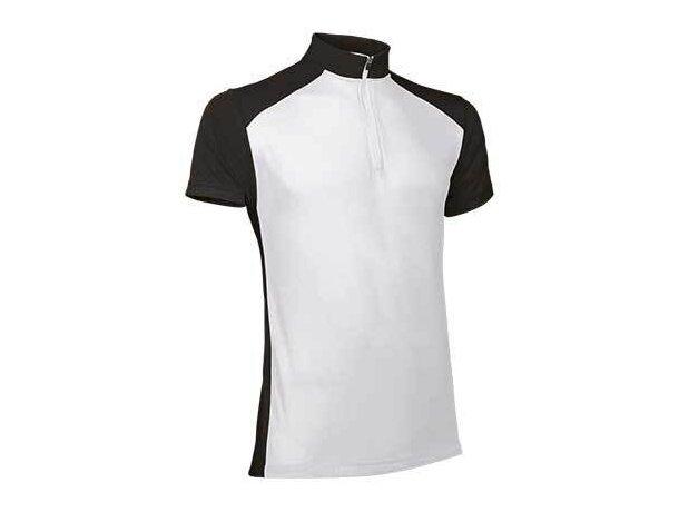Maillot Ciclismo Adulto Valento blanco