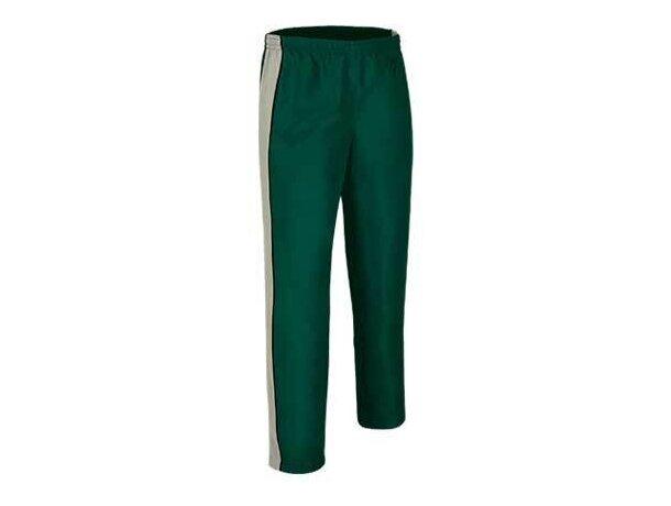 Pantalón de deporte largo Valento personalizado verde