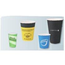Vaso de papel para bebidas calientes de fabricación especial