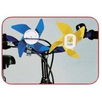 Molinillo de viento para bicis personalizada