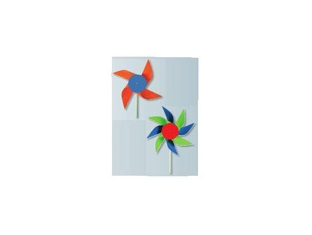 Molinillos de viento de 8 aspas personalizado