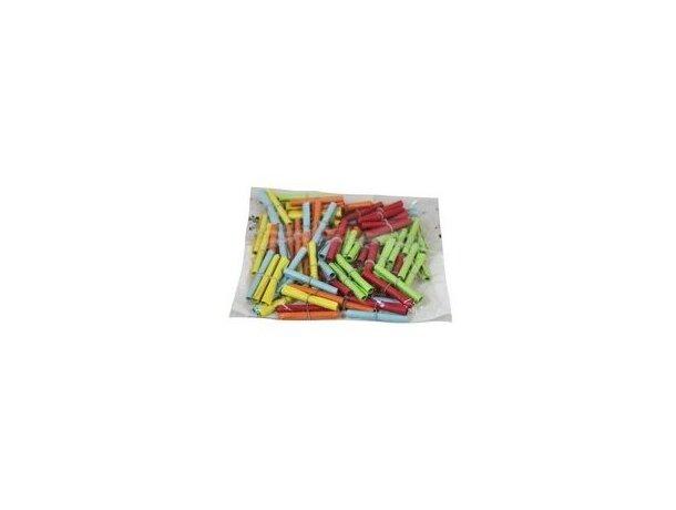 Rollos de papel multicolor para lotería personalizado