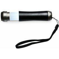 Linterna led de aluminio máxima calidad personalizada negra