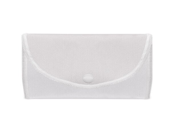 Bolsa nw plegable classic blanco