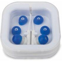 Auriculares con repuestos barato azul