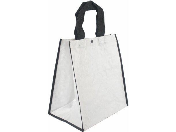 Bolsa de la compra personalizada blanca