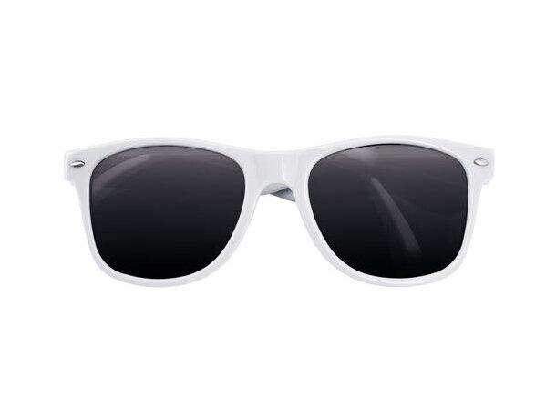 Gafas de sol pvc 400 uv blanco