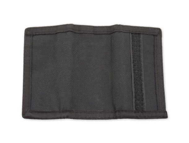 Monedero con llavero especial para moteros negro