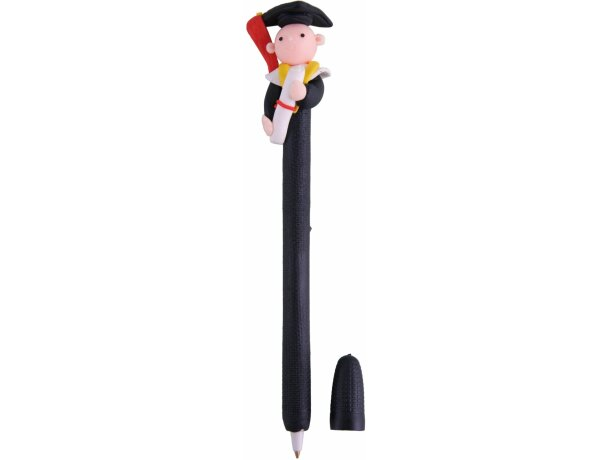Bolígrafo con muñeco de graduación personalizado