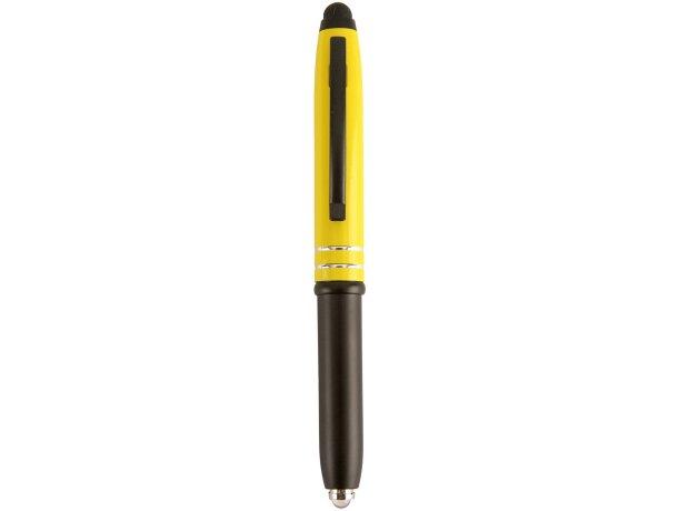 Bolígrafo con led y puntero
