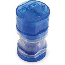 Adaptador universal de plástico personalizado azul