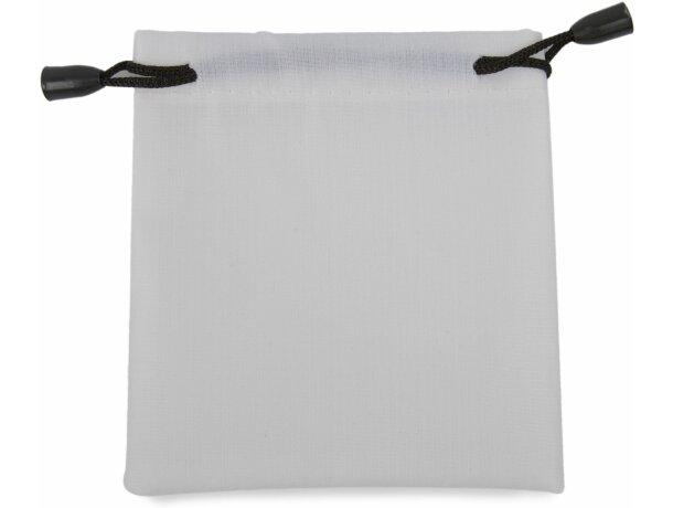 Bolsa de microfibra con cordón de cierre