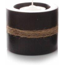 Porta velas de cerámica personalizada