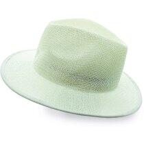 Sombrero golf de colores personalizado blanco