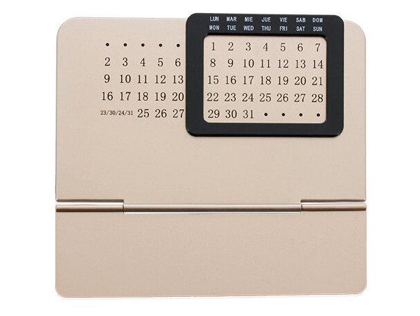 Calendario perpetuo broker especial oro