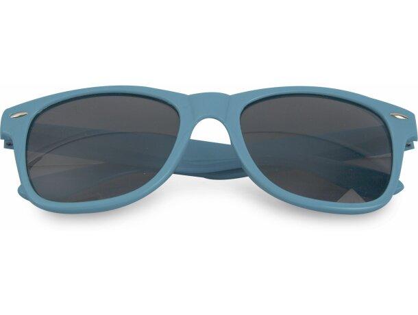 Gafas de sol pvc 400 uv personalizables azul