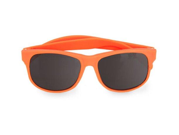 Gafas de sol gran surtido de colores naranja