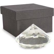 Pisa papeles con forma de diamante personalizado