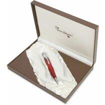 Set de bolígrafo con estuche de alta gama de la marca Pierre delone personalizado