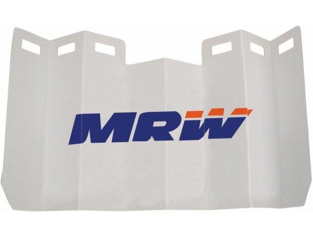 Parasol de cartón 130 x 60 cm personalizado