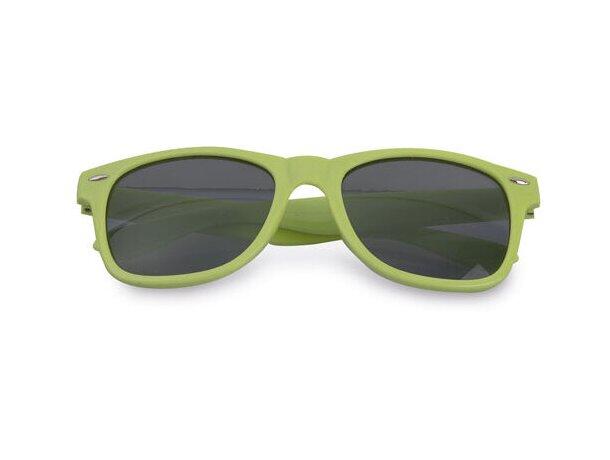 Gafas de sol pvc 400 uv pistacho