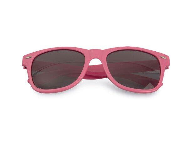 Gafas de sol pvc 400 uv rosa