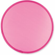 Frisbee De Poliester De Colores Merchandising Fucsia