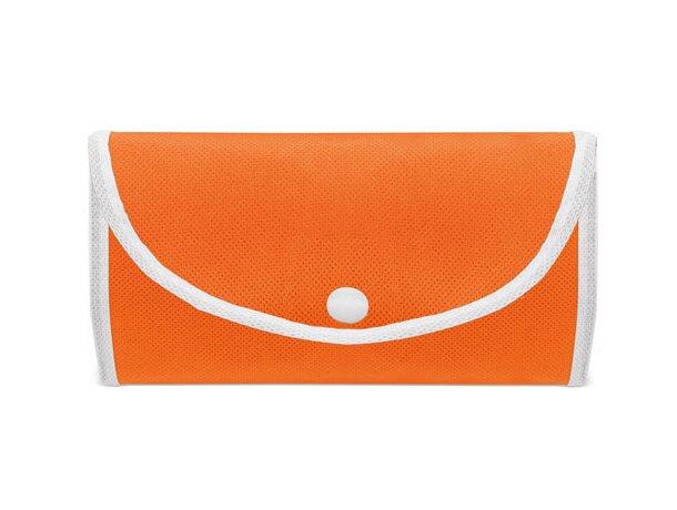 Bolsa nw plegable classic naranja