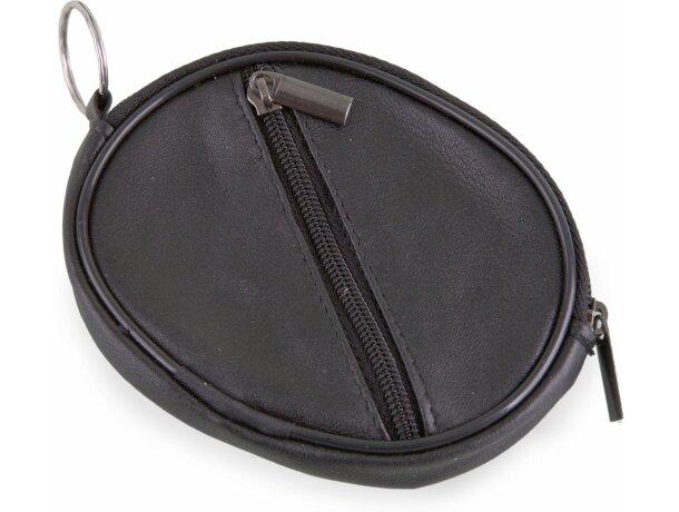 Monedero llavero fabricado en piel personalizado