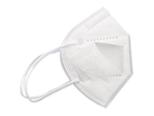Mascarilla ultra proteccion de colroes ffp2 españa/blanco