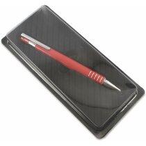 Estuche para bolígrafo personalizado negro