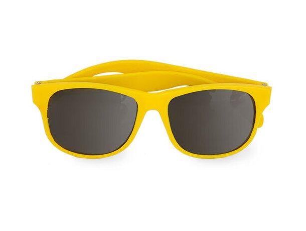 Gafas de sol gran surtido de colores amarilla