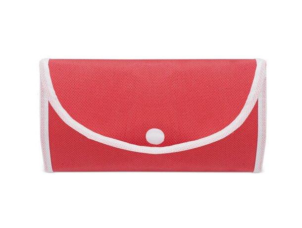 Bolsa nw plegable classic rojo