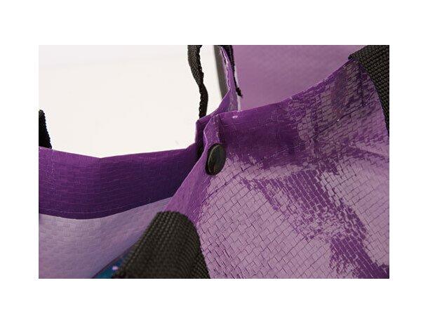 Bolsa de la compra en polipropileno personalizado lila