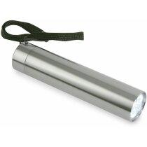 Estuche de metal con linterna personalizado