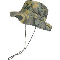 Sombrero camuflaje en algodón personalizado