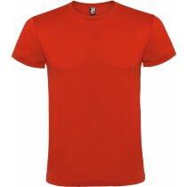 Camisetas de niño 100% algodón en color 150 gr roja
