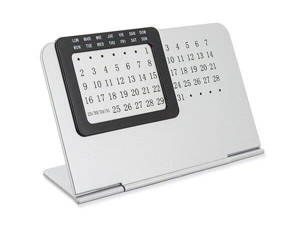 Calendario perpetuo broker especial plata