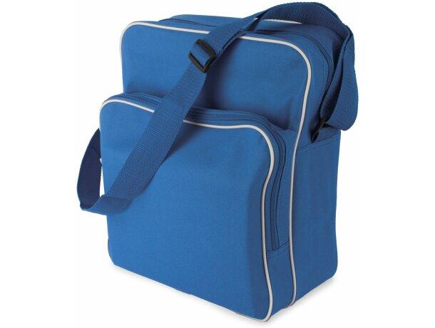 Bolsa bandolera clásica barata azul