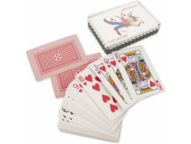 Baraja de póker clásica