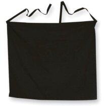 Bolsa mochila de algodón de color crudo crudo personalizada