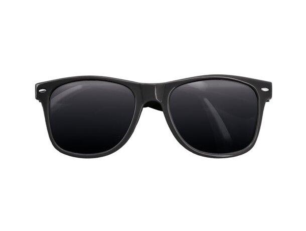 Gafas de sol pvc 400 uv negro