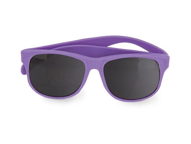Gafas de sol gran surtido de colores lila