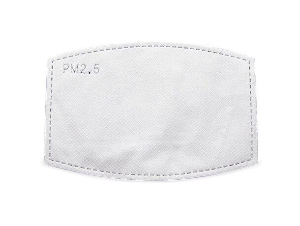 Mascarilla de tela personalizada con filtro de 3 capas