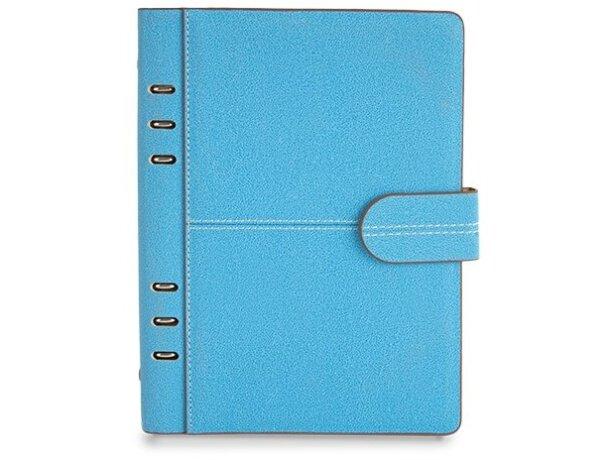 Agenda Milan Azul Dia Pagina personalizadas