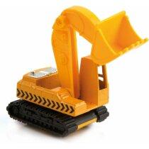 Excavadora de juguete personalizada