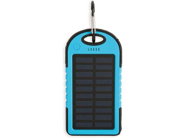 Batería externa de 4000mah personalizada azul