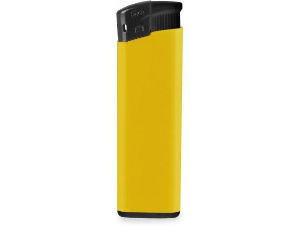 Mechero encendido electrónico barato amarillo