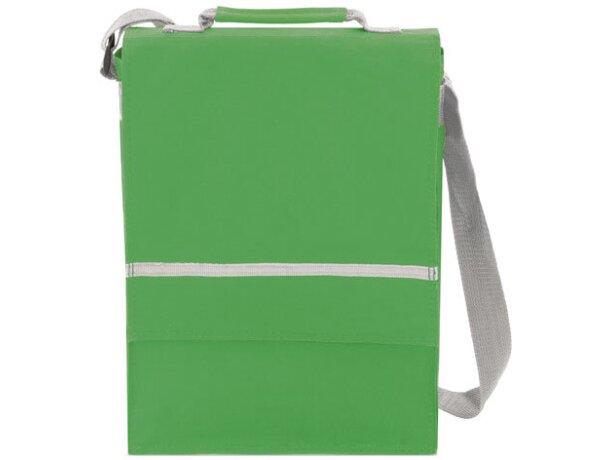 Bolsa de congresos para carpetas y libros verde