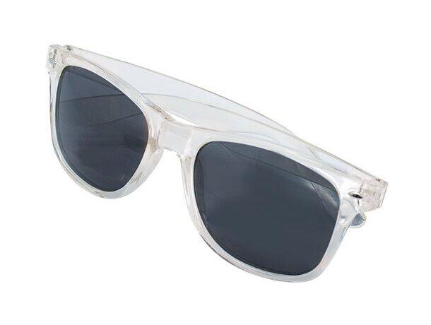 Gafas de sol transparentes transparente